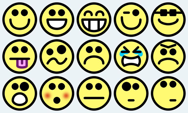 L'EMOZIONE NEGATIVA PREFERITA. Qual'è la vostra?